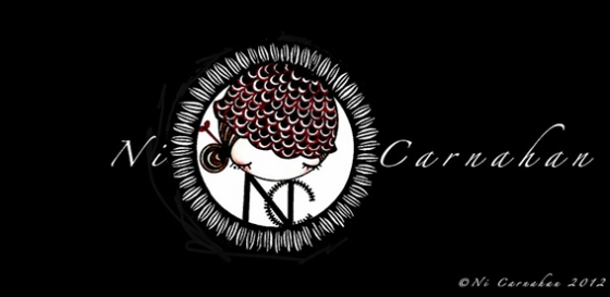 ©Ni Carnahan 2012-2013. All Rights Reserved Ni's business card design