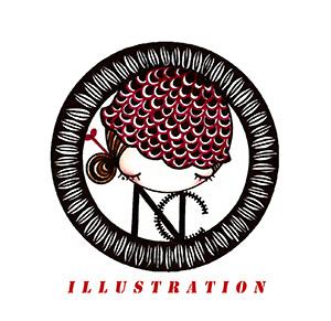 Ni Carnahan Logo Design