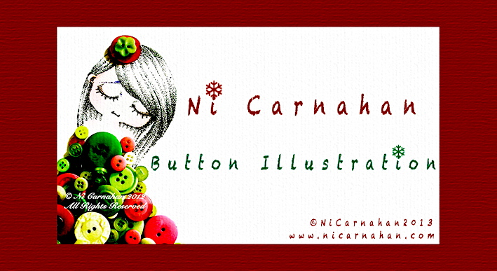 ©NiCarnahan2013 All Rights Reserved Ni Carnahan Button Illustrations Banner 2013
