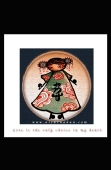 ©Ni Carnahan 2014. All Rights Reserved.版權所有© 妮·康納漢- 保留所有版權權利!! Ni's Memory Doll 01-Love 2014.