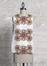 ©Ni Carnahan 2016.All Rights Reserved. Ni Carnahan VIDA fashion collection design -I Heart You2016 (Photo by VIDA at shopvida.com)