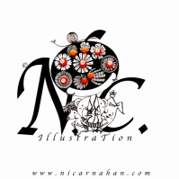 ©Ni Carnahan 2017 .All Rights Reserved. On Ni's Table Today: Ni's Business Signature Design2017